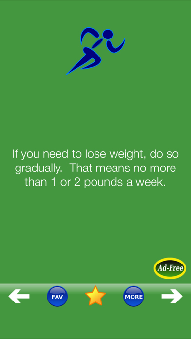 Fitness For Weight Loss Tips! screenshot two