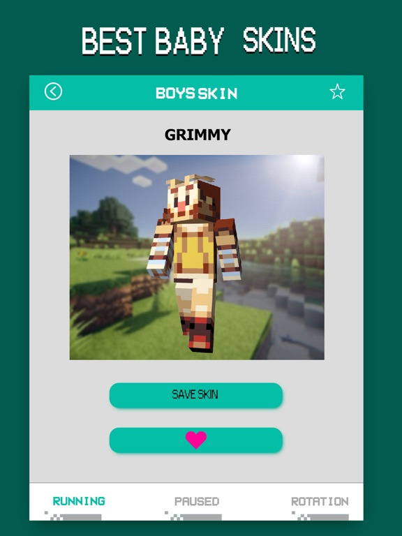Baby Skins - Aphmau & FNAF Daycare Minecraft PE | App Price