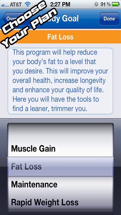 Nutritionist screenshot-3