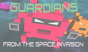 Guardians From The Space Invasion