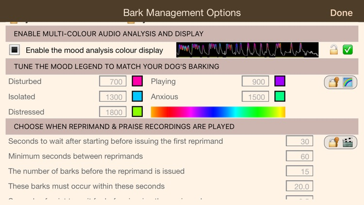 Barking Dog - Monitor & Control - Bark'n Mad screenshot-3