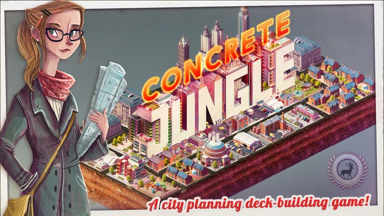 Concrete Jungle screenshot-0
