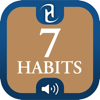 Mind Cures - 7 Habits of Highly Effective People, by Stephen Covey, Audiobook Meditation and Business Learning Program-Franklin Covey  artwork