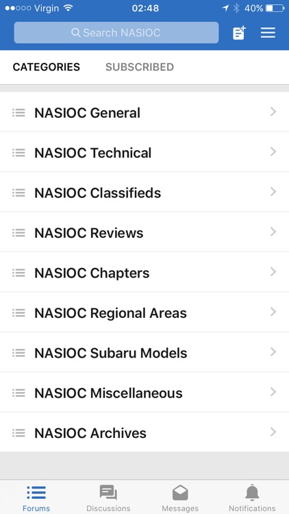 NASIOC screenshot-1