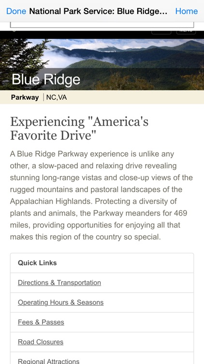 Blue Ridge Companion screenshot-3