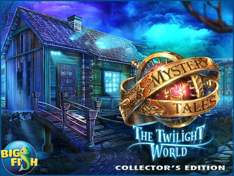 Mystery Tales: The Twilight World HD - A Hidden Object Adventure (Full) screenshot-3