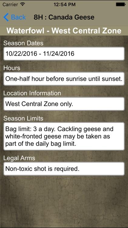 NY Hunting Rules & Hunting Regulations - PITA screenshot-3