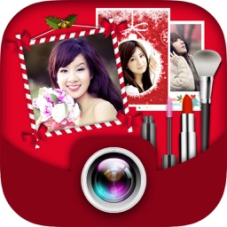 Xmas Photo Collage & Picture Editor