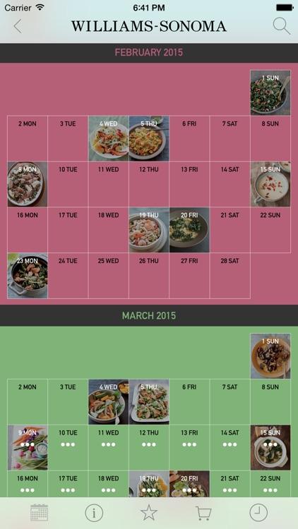 Williams Sonoma Recipes screenshot-3