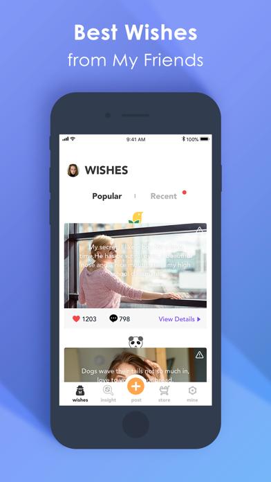 Get Followers with Wishwords screenshot 1