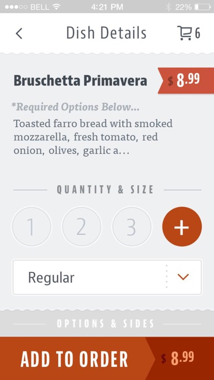 Il Farro Caffe Restaurant screenshot-3