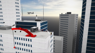 Screenshot #1 pour Stickman Base Jumper 2