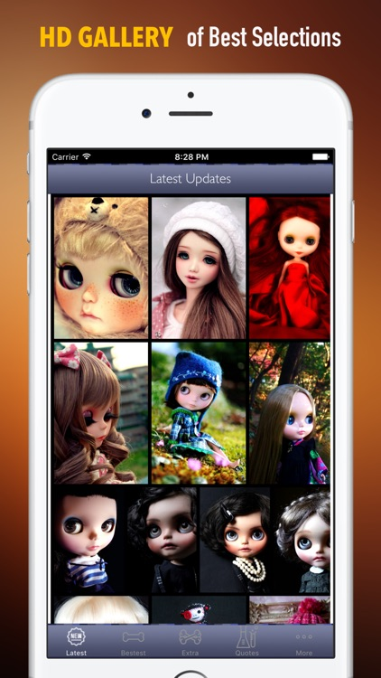 Blythe Doll Wallpapers HD: Art Pictures