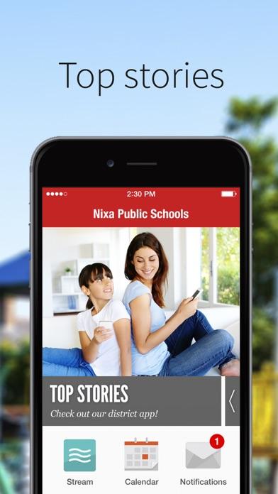 Nixa PS iPhone
