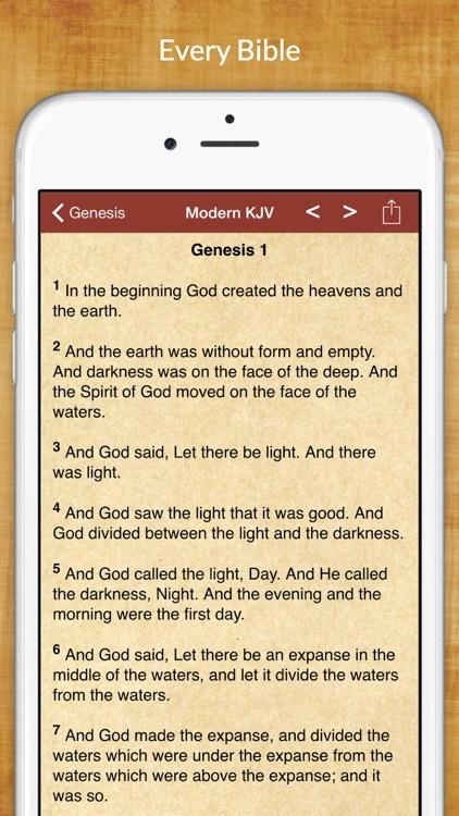 5,200 Greek Bible Dictionary screenshot-3