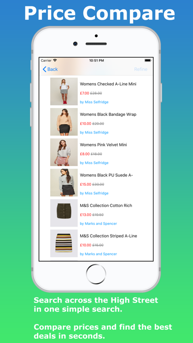 LoveVoucher Shopping App screenshot three