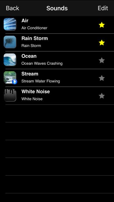 White Noise Recorder screenshot three