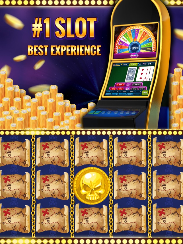 Treasure Golden Casino Slot Screenshot