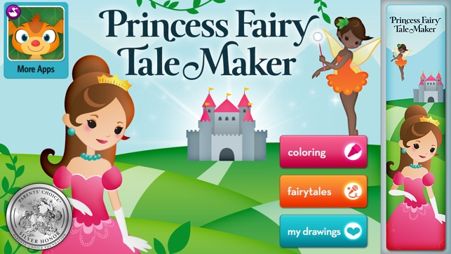 Princess Fairy Tale Maker on the App Store