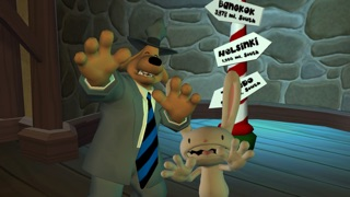 Screenshot #6 for Sam & Max Beyond Time and Space Ep 1