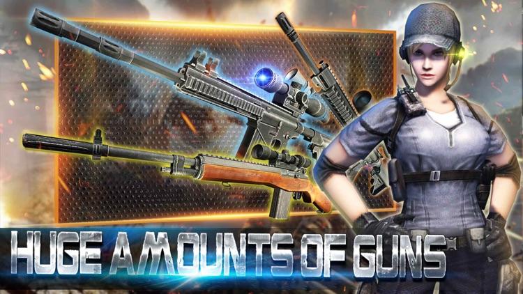 Sniper 3D Shoot - Games Of Modern Sniper War screenshot-4