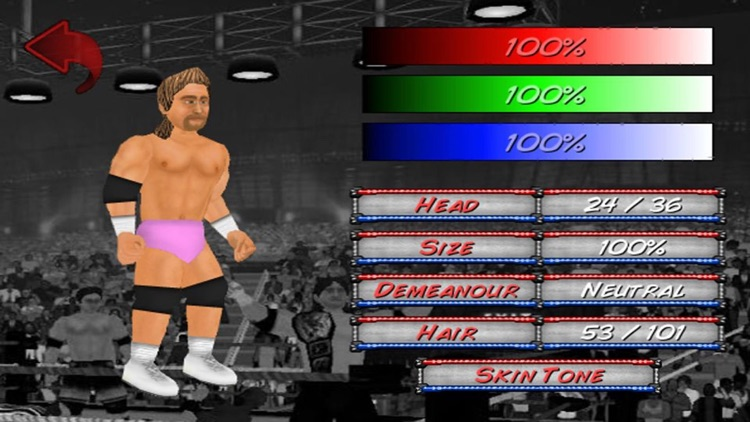 Wrestling Revolution Pro screenshot-1