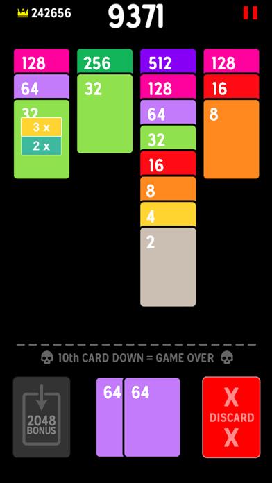 Twenty48 Solitaire screenshot 5