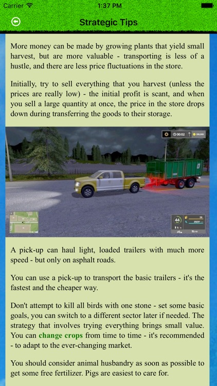 Pro-Guide For Farming Simulator 17- Unofficial screenshot-3