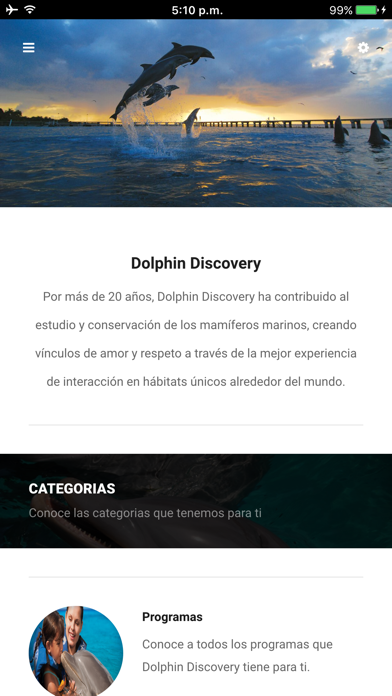 Dolphin Discovery App 2