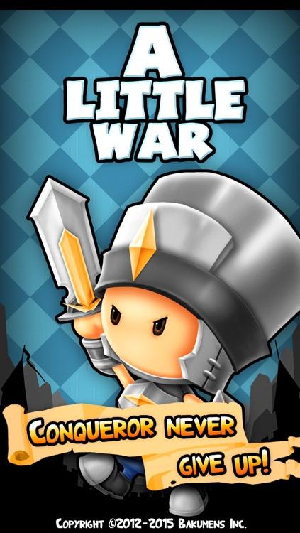 A Little War screenshot-4