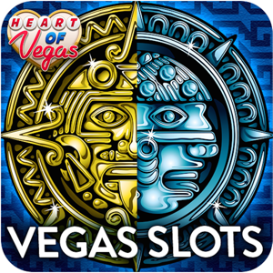 Heart of Vegas – Slots Casino app