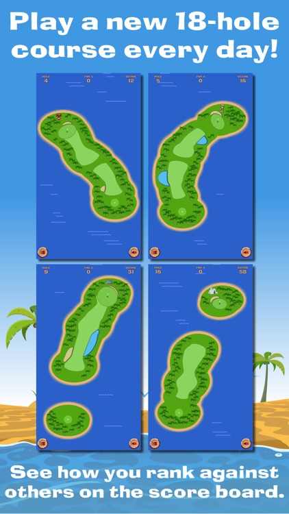 Island Golf screenshot-2