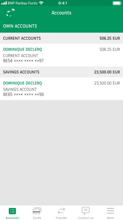 Easy Banking App screenshot-1