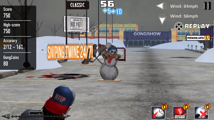 Gongshow Saucer King screenshot-3