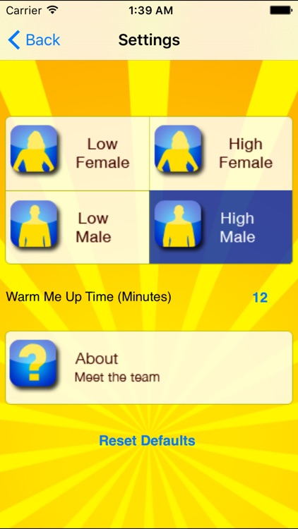 Warm Me Up! screenshot-3