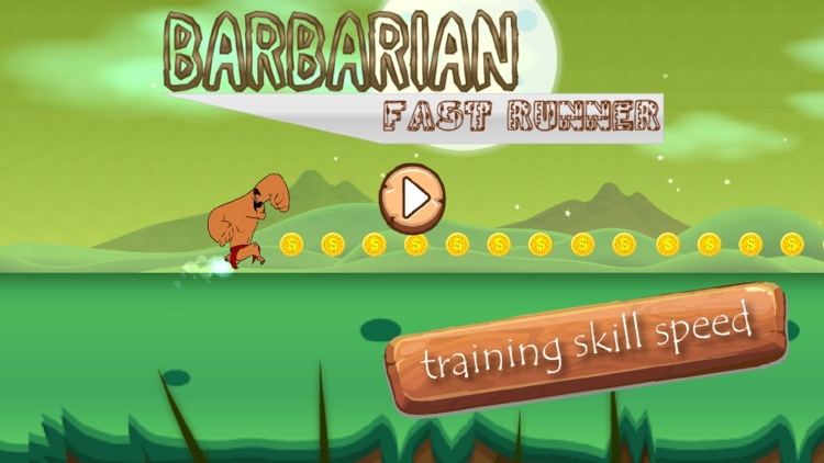Barbarian Fast Runner screenshot-2