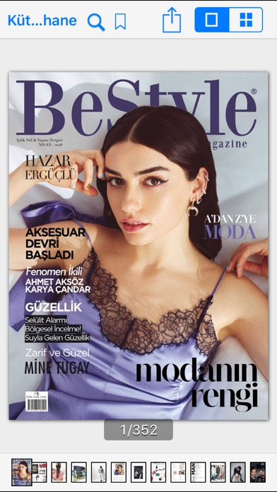 download BeStyle Magazine apps 1
