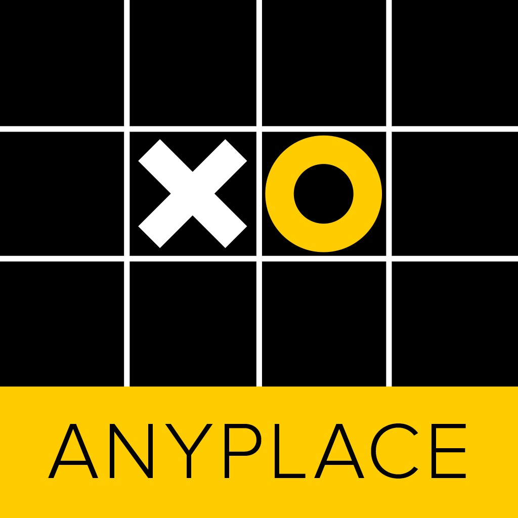 Anyplace Tic Tac Toe. Noughts and crosses game. hack
