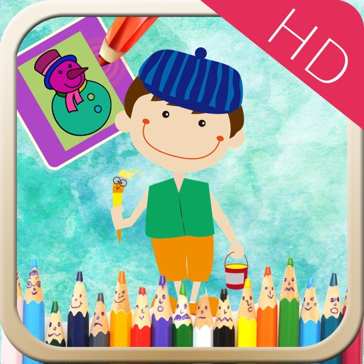 Baby Fill Color HD