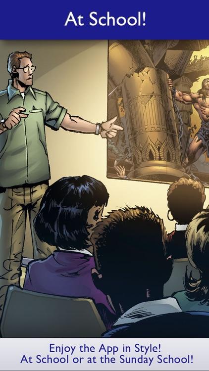 Teen's Bible Christian Comic Books & Graphic Novel screenshot-3