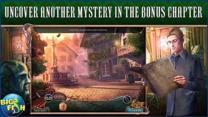 Off The Record: The Art of Deception - A Hidden Object Mystery (Full) screenshot four