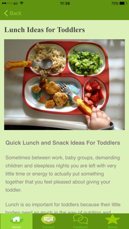 Healthy Lunch Ideas screenshot-3