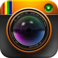 ‎Ultra Slow Shutter Cam PRO - Professional Long Exposure Camera App with really slow shutter speed