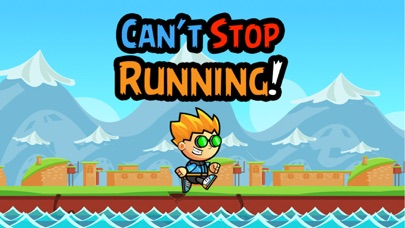Can't Stop Running! PRO
