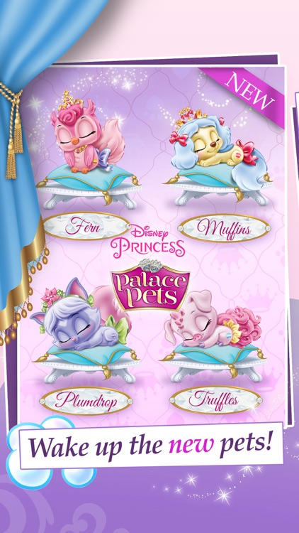 Disney Princess Palace Pets screenshot-0