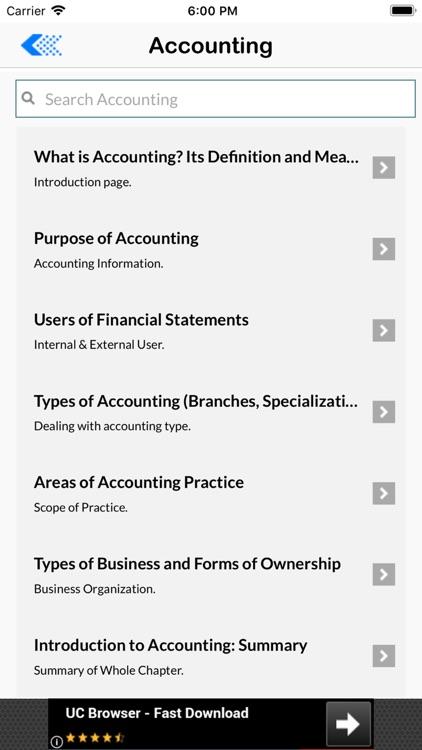 Basic Accounting Tutor