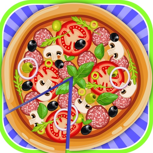 Pizza Maker Cooking Pizzeria Game