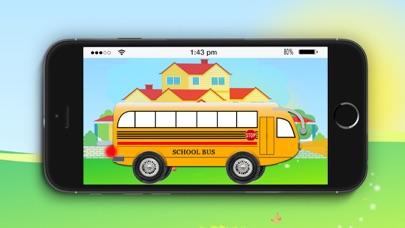 Kids School Bus screenshot two