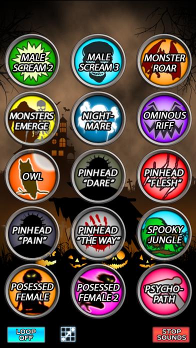 Halloween Spooky Sound Box review screenshots