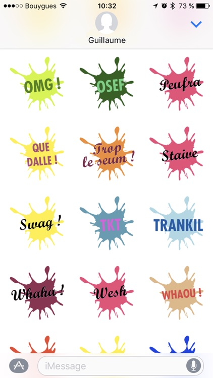 Closer Teen Stickers screenshot-3
